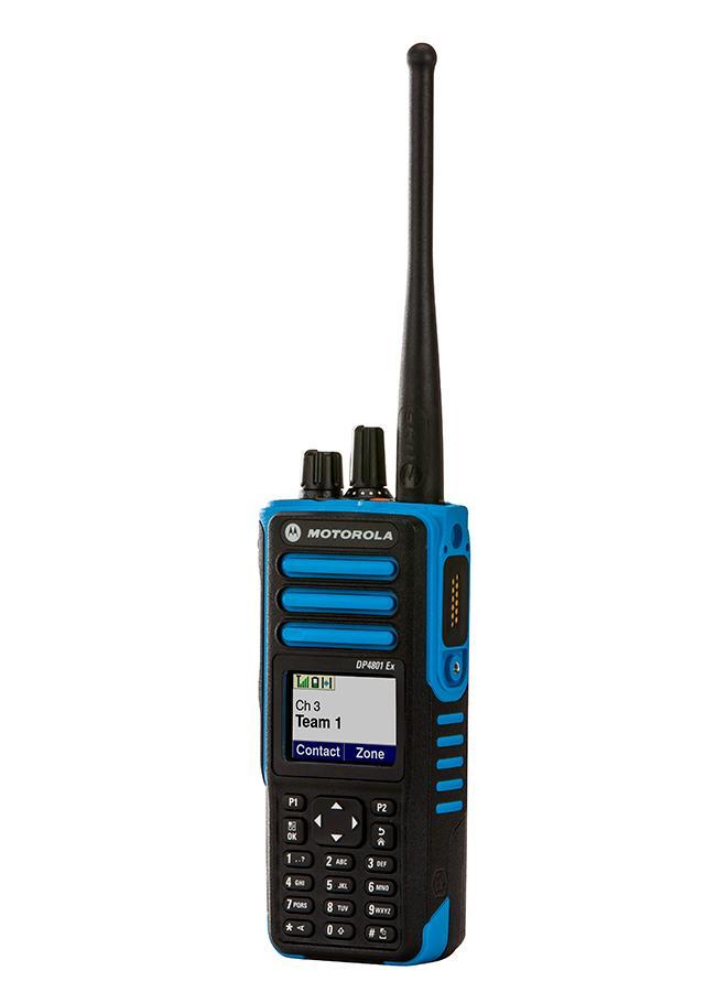 DP4801Ex Ma/M1 ATEX Portable Two-Way Radio