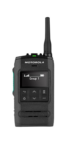 ST7500,  COMPACT TETRA RADIO BEING ON THE FRONTLINE DEMANDS A SPECIAL KIND OF COMMUNICATION DEVICE THAT'S EASY TO CARRY YET RUGGED AND CAPABLE ENOUGH TO GET THE JOB DONE.