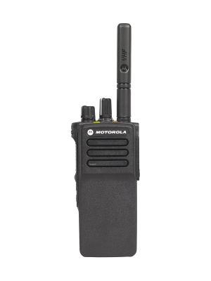 DP4401e, DP4000e SERIES TM YOU'RE COMPLETELY CONNECTED With this dynamic evolution of MOTOTRBO digital two-way radios, you're better connected, safer and more productive. The DP4000e Series is designed for the skilled professional who refuses to compromise. With high performance integrated voice and data, and advanced features for efficient operation, these next-generation radios deliver complete connectivity to your organisation.