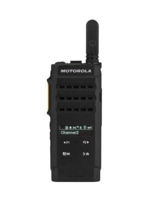 SL2600,  MOTOTRBO SL2600 PORTABLE TWO-WAY RADIO PERFECTLY SUITED FOR BUSINESS