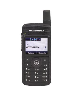 SL4010e, MOTOTRBO SL4000e SERIES TM YOU'RE SMARTER, CONNECTED With this dynamic evolution of MOTOTRBO digital two-way radios, you're smarter, better connected and more productive. The SL4000e Series is designed for the manager who needs complete control. With a slim and light form factor incorporating high performance integrated voice and data, these next-generation radios deliver smart connectivity to your organisation.